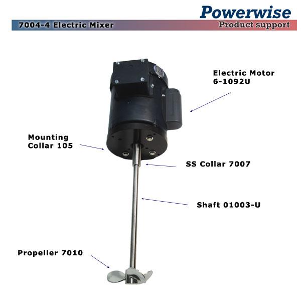 7004-4 Powerwise Mixer
